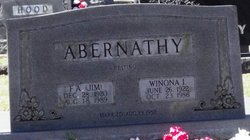 F. A. Jim Abernathy