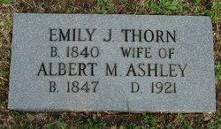 Emily Jane <i>Thorn</i> Ashley