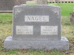 Mrs Fanny Francis <i>Steiner</i> Nagel