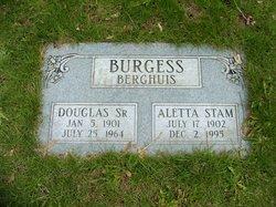 Aletta <i>Stam</i> Burgess