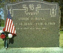 John Henry Bull