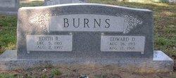 Edward Drue Burns