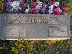 Hazel Ruth <i>Simpson</i> Atkins