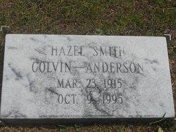 Hazel Smith Colvin Anderson