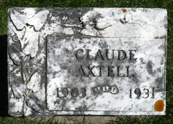 Claude M. Axtell