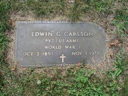 Edwin Gotlieb Carlson