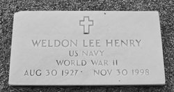 Weldon Lee Henry