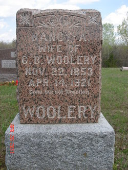 Nancy A. <i>Williams</i> (Stinson) Woolery