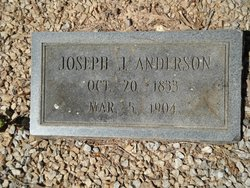 Joseph Jackson Anderson