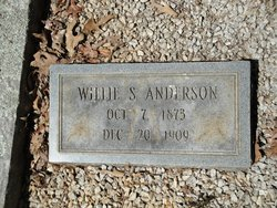 Willie S Anderson