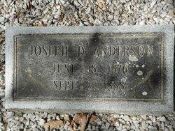 Joseph David Anderson