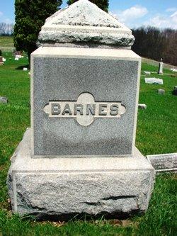 Martha A <i>Dewolf</i> Barnes