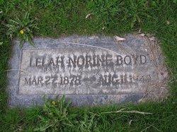 Lelah Norine <i>Griffin</i> Boyd