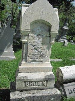 Hannah <i>Hellman</i> Brown