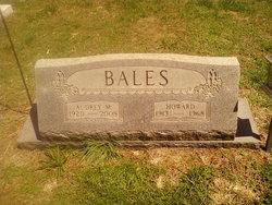 Mary 'Audrey' <i>Chilton</i> Bales-Lavey