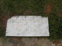 Billie Kinsey Brown
