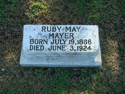 Ruby May Mayer