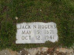 Jack N Rogers