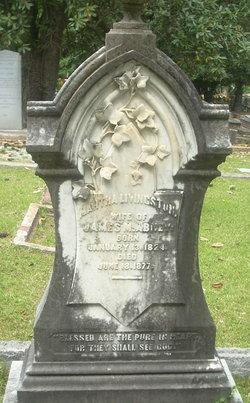 Martha A. <i>Livingston</i> Abney