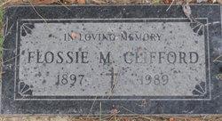 Flossie M. Clifford