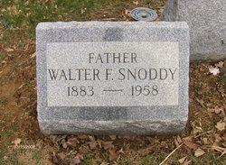 Walter Floyd Snoddy