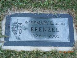 Rosemary E Rosie <i>Haessly</i> Brenzel