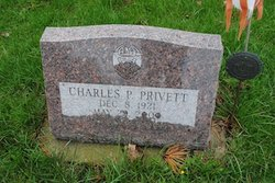 Charles Preston Privett
