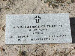 Alvin George Guthrie, Sr