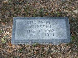 Lena Nobles Chesser