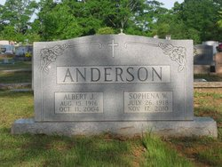 Albert J Anderson