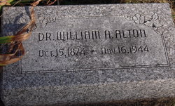 Dr William A. Alton