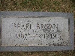 Pearl <i>Shepard</i> Brown