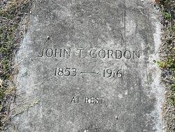 John T. Gordon