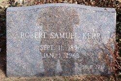 Robert Samuel Kerr