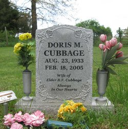 Doris Mae <i>Williams</i> Cubbage