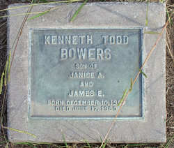 Kenneth T Bowers