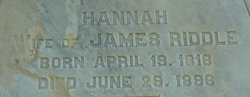Hannah Riddle
