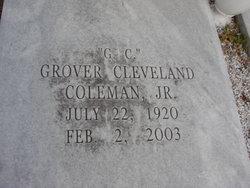 Grover Cleveland G.C. Coleman, Jr