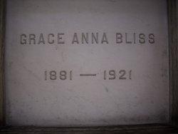 Grace Anna Bliss