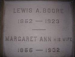 Margaret Ann Boore