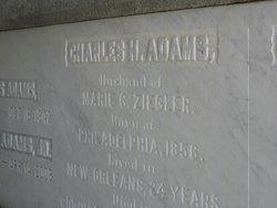 Charles H Adams