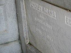 C. Henry Adams, Sr