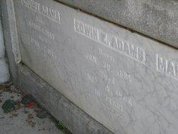 Edwin Ziegler Adams, Sr