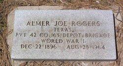 Pvt Almer Joe Rogers