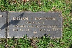 Lillian Jeanette <i>Vermillion</i> Davenport