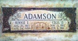 Cecil D. Adamson