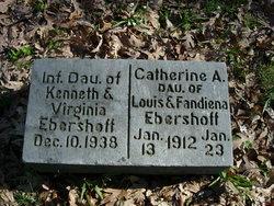 Catherine Augusta Ebershoff