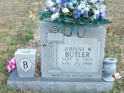 Johnny Wayne Butler