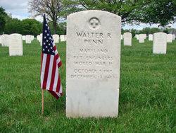 Pvt Walter R Penn