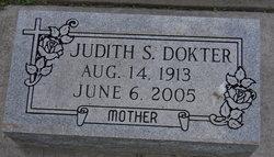 Judith S. Judy <i>Egge</i> Dokter